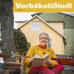 Vorbókatíðindi 2015