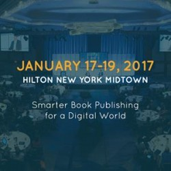 DIGITAL BOOK WORLD CONFERENCE 2017